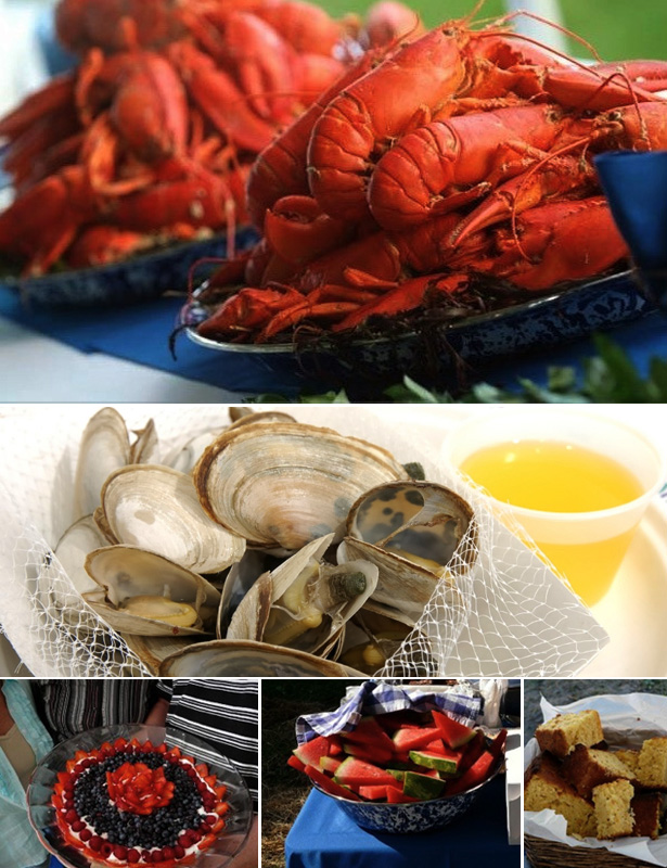 lobster-bake